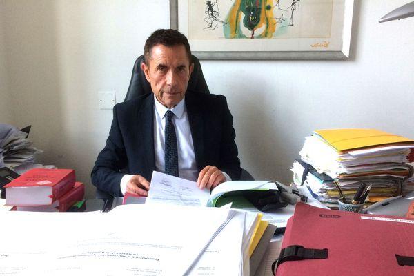 Francis Metzger, l'avocat de Jean-Marc Reiser.