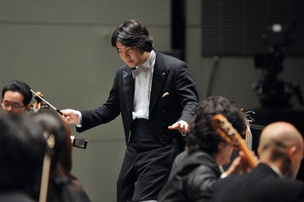 Kazuki Yamada, ici en 2013.