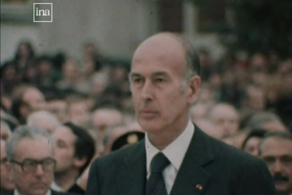 Valéry Giscard d'Estaing est mort le 2 novembre à 94 ans