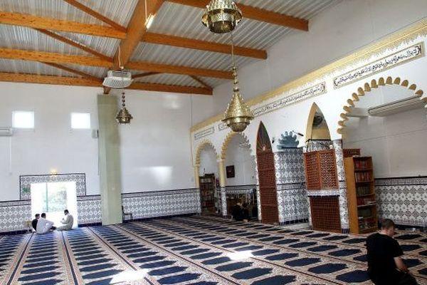 La mosquée de La Paillade à Montpellier