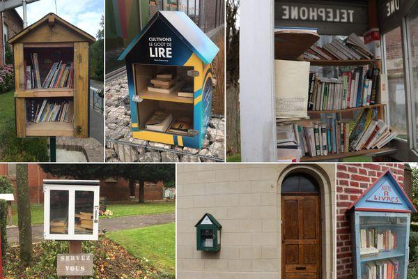 On dénombre environ 500 boîtes à livres dans les Hauts-de-France