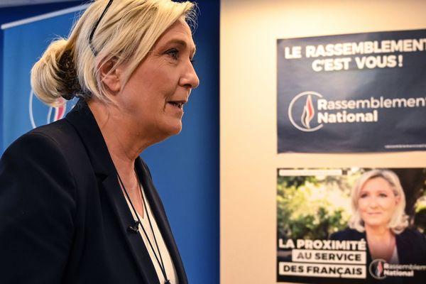 """""""La proximité au service des Français"""" - Le slogan du RN pour ces municipales 2020"""