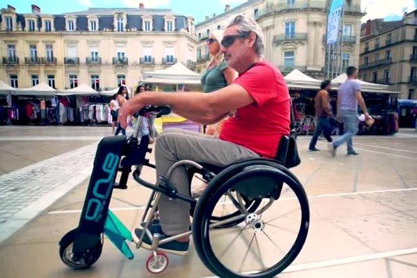 Nino Robotics, une entreprise spécialisée dans la fabrication de fauteuils roulants pour personnes à mobilité réduite revient à Clermont-l'Hérault - 27 juillet 2017