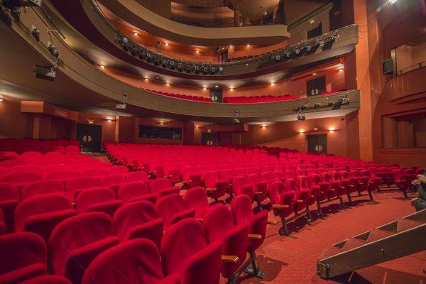 Le théâtre Jean-Alary situé à Carcassonne, dans l'Aude.