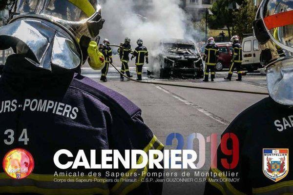 Le calendrier officiel des sapeurs-pompiers de l'Héralt est vendu par des pompiers en tenue et qui doivent, à la demande pouvoir présenter une carte professionnelle.