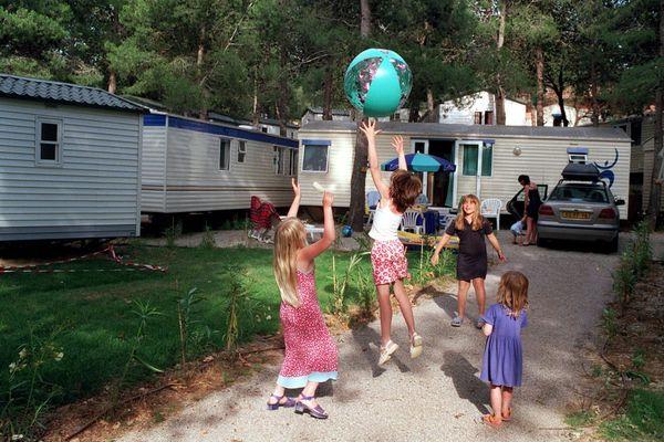 Le camping est privilégié par un grand nombre de familles pour cet été 2020 en Charente-Maritime.