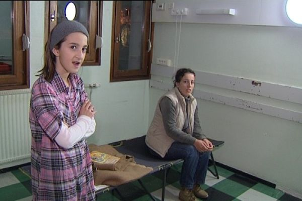 L'espace mère-enfant de l'hôpital Saint-Jacques accueillera uniquement des familles