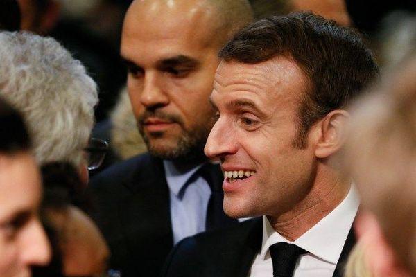 Après Grand Bourgtheroulde (Eure), Souillac (Lot), Valence et Bourg-de-Péage (Drôme), Emmanuel Macron sera à Evry-Courcouronnes (Essonne) lundi.