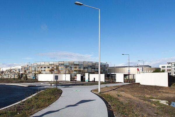 Le campus Thales de Mérignac en Gironde, ouvert en 2016.