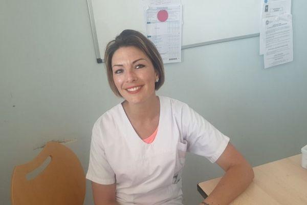 Ingrid aide-soignante à Saint-Brieuc salue le geste de son propriétaire. Il a diminué son loyer, en soutien au personnel de santé.