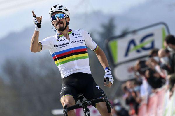 Le coureur cycliste Julian Alaphilippe ne participera pas aux Jeux Olympiques de Tokyo.