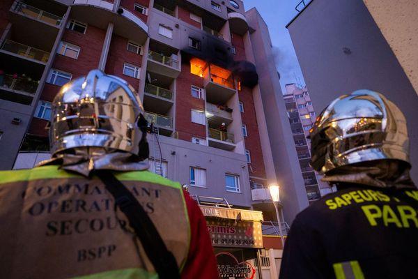 L'incendie est survenu dans un immeuble situé au 3, Place du pommier de bois.