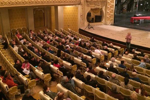 Dans le public, certains découvraient pour la première fois l'opéra de Vichy
