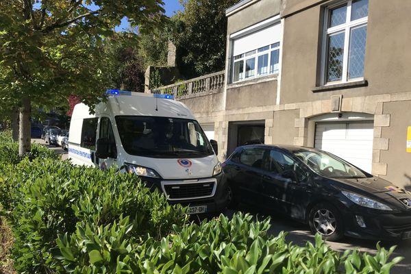 Le tribunal correctionnel de Vannes où s'est achevé ce vendredi 9 octobre le procès Kercado 3