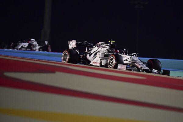 Pierre Gasly termine à la 6ème place du GP de Bahrein