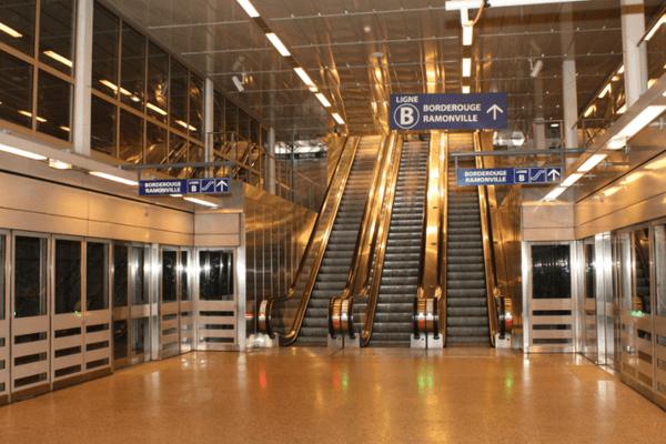 Le métro toulousain