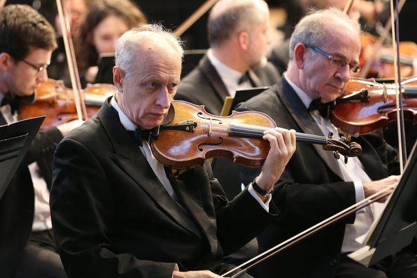 L'Orchestre national de Lille avait déjà joué en milieu carcéral.