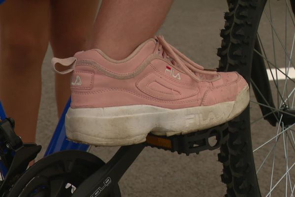 Une vingtaine d'enfants haut-viennois a reçu un vélo neuf du Secours Populaire