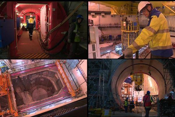 Une de nos équipes a suivi l'un des ingénieurs en charge des tests dans le bâtiment du réacteur EPR de Flamanville