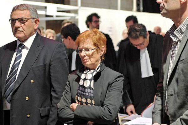 Réné Marattier et Françoise Babin, les deux élus condamnés en 1ère instance par le Tribunal Correctionnel des Sables d'Olonnes.