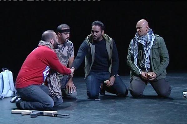 Pièce de théâtre sur le Djihad à Bethoncort