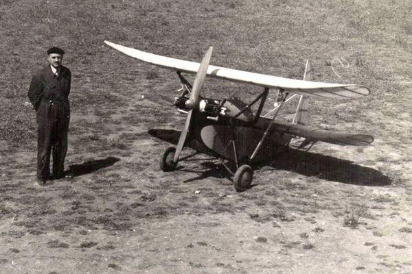 Le charentais Henri Mignet a créé le Pou du Ciel, un avion à la portée de tous
