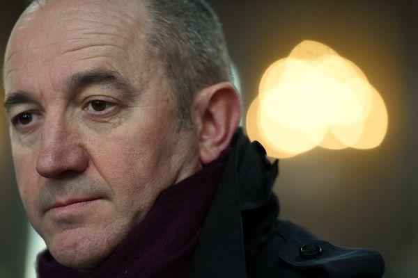 L'écrivain et réalisateur lorrain Philippe Claudel est le président de l'édition 2016 du Livre sur la Place à Nancy.