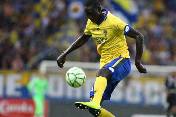 Christophe Diedhiou était impliqué dans des débordement après le match entre Ajaccio et Sochaux.