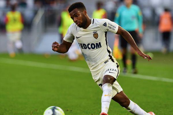 Le joueur de l'AS Monaco Thomas Lemar sera absent des terrains au moins jusqu'au 23 novembre