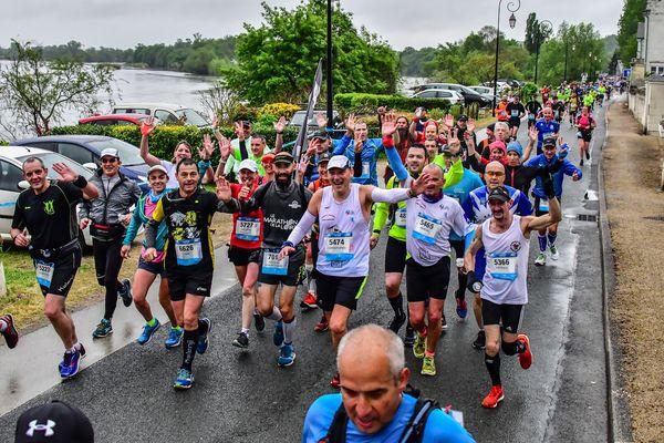 Marathon de la Loire, édition 2018