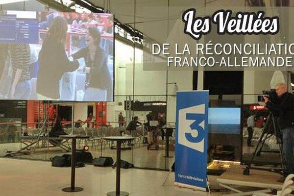 Première veillée de la réconciliation, mardi 8 avril à 20h00 au Mémorial de Caen
