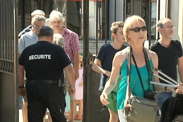 Les mesures de sécurité ont été renforcées pour le festival de Mimos de Périgueux.