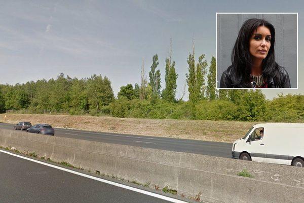 """""""Choquée"""", la chanteuse Jenifer avait été admise à l'hôpital de Gonesse (Val-d'Oise)"""