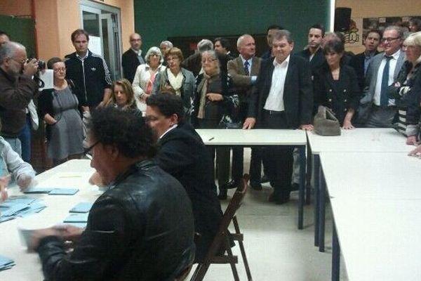 Les militants PS d'Albi ont chois Jacques Valax