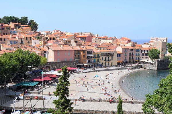 Collioure - Pourtant très touristique la ville a perdu 20% de ses habitants entre 2012 et 2017 - 07.01.20