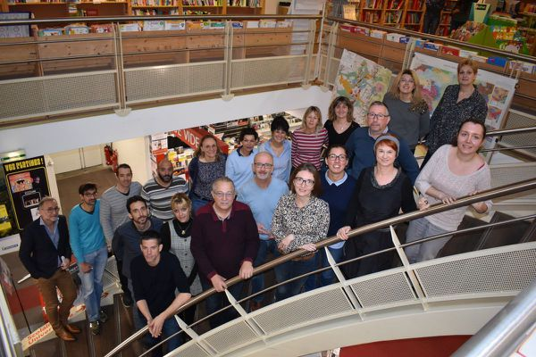 La libraire des Volcans de Clermont-Ferrand a été distinguée au palmarès de Livre Hebdo.