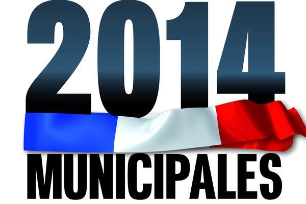 Le logo officiel de France télévision pour les municipales