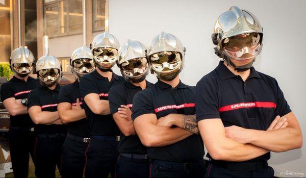 Les pompiers donnent rendez-vous en 2021