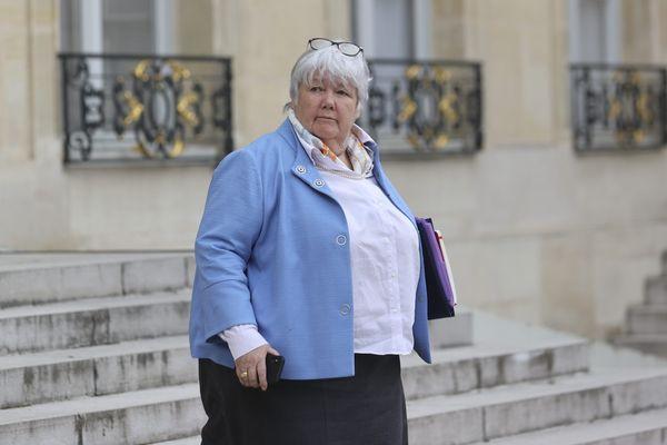 Jacqueline Gourault, ancienne sénateur du Loir-et-Cher, est reconduite à son ministère