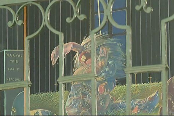 Oeuvre du peintre monténégrin Dado