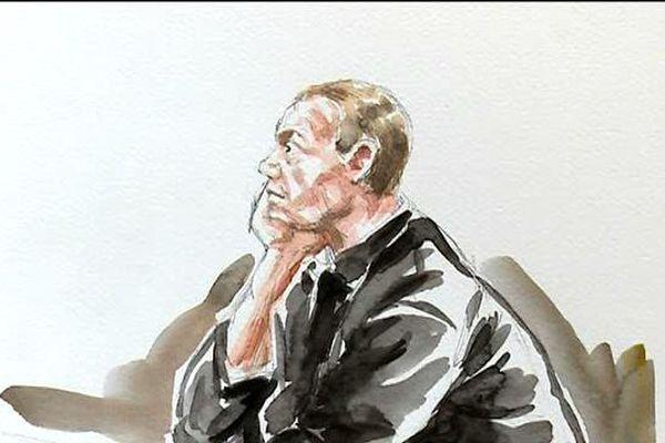 Jacky Martin comparaît pour le meurtre d'Anne-Sophie Girollet.
