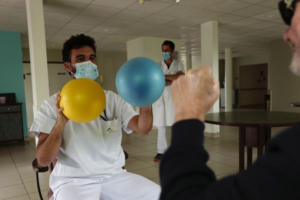 Coronavirus : les personnels des Ehpad des Hauts-de-France vont recevoir une prime de 1 500 euros.