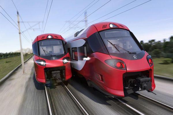 Ces nouveaux trains régionaux, conçus par Alstom, circuleront au Luxembourg, mais aussi en France et en Belgique.