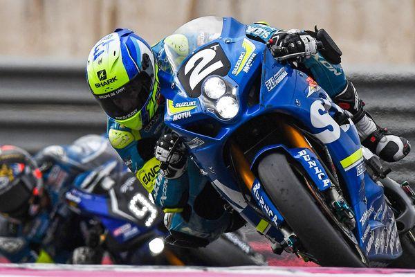 Suzuki Endurance Racing Team N°2 termine 7ème au Bol d'Or 2017