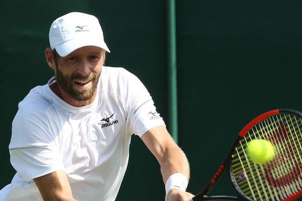 Le Montargois Stéphane Robert éliminé dès les 16e de finale de l'Open d''Orléans