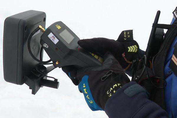 Ce détecteur peut aussi être utilisé pour retrouver les promeneurs perdus en forêt