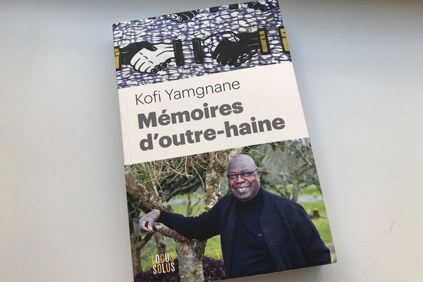 Mémoires d'outre-haine, le nouveau livre de Kofi Yamgnane (Locus-Solus)