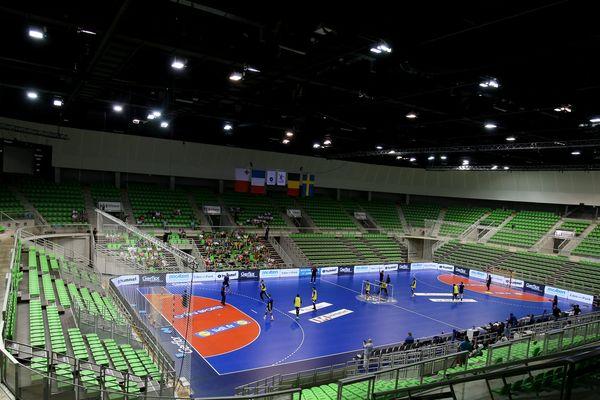 L'Axone de Montbéliard accueillera cinq matches de l'Euro 2018 féminin