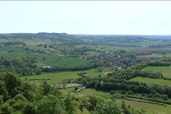 Le département de l'Yonne se situe aux portes de l'Ile-de-France