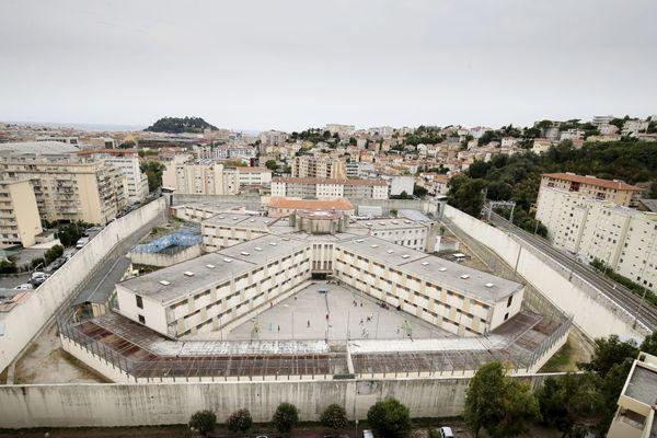 Quatre détenus se sont suicidés l'an dernier à la maison d'arrêt de Nice, comme en 2017.